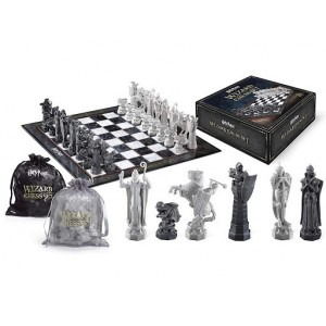 Шахматы The Noble Collection Гарри Поттер Harry Potter Wizards Chess Set WS HP 01